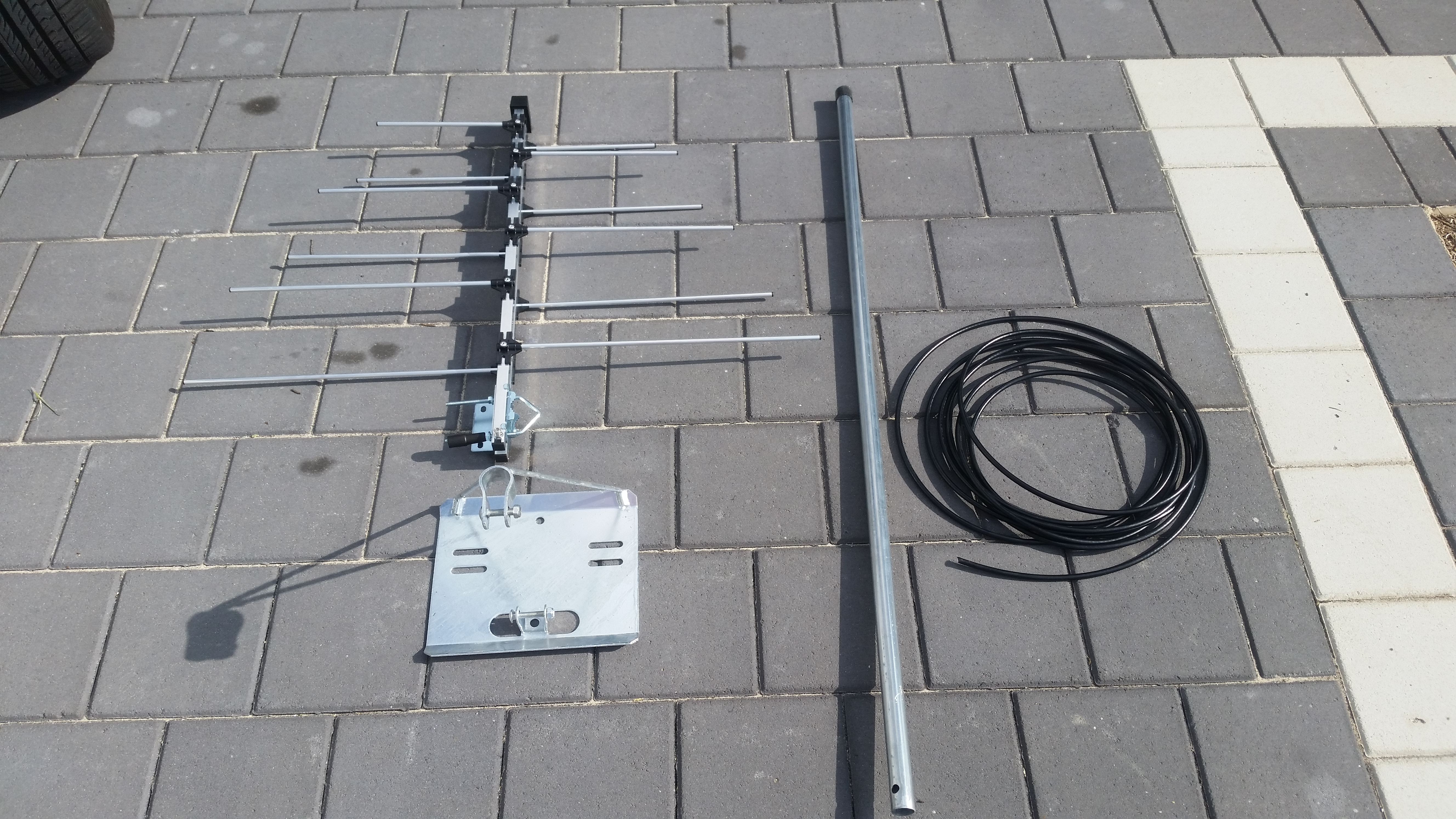 How to install a TV antenna